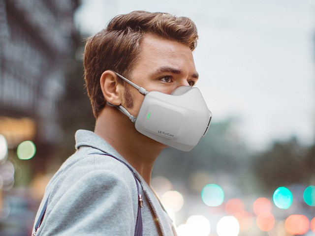 Wear Mask at Lower Risk